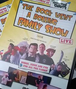 TheRockWentRollingFamilyShow