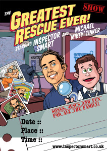The Greatest Rescue Ever Show