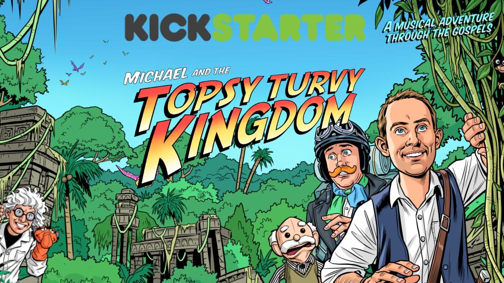 Topsy Banner Kickstarter